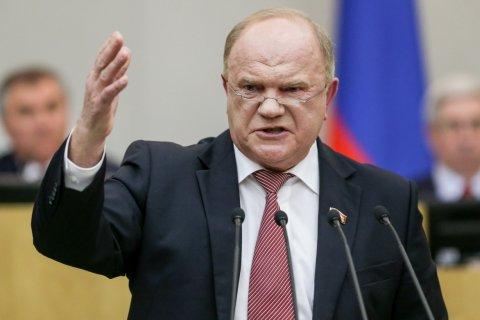Геннадий Зюганов: Стране нужна сильная команда, честные выборы и правительство народного доверия