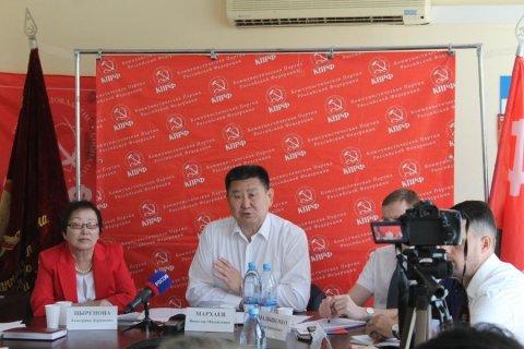 Не прошедший муниципальный фильтр в Бурятии коммунист Мархаев подал жалобу в ЦИК