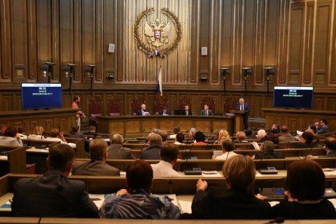В 2016 году суды удовлетворили каждую третью жалобу граждан на действия чиновников