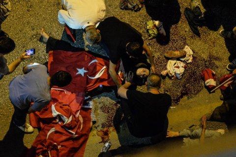 Переворот в Турции. Как это было