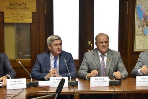Геннадий Зюганов поддерживает кадровые перестановки в регионах