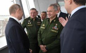 Расходы на оборону и безопасность составят 30% от бюджета России