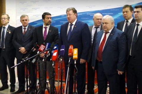 Депутаты КПРФ: ввод советских войск в Афганистан был оправданной мерой