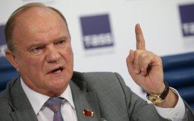 Геннадий Зюганов о повышении пенсионного возраста: В Думу еще ни разу не вносили более подлого закона