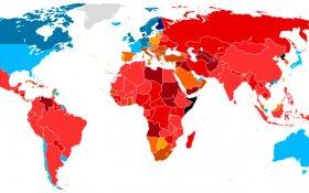 Сравним уровень коррупции в разных странах мира