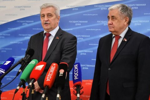 Николай Осадчий: Пенсионная «реформа» нарушает норму Конституции о России как социальном государстве