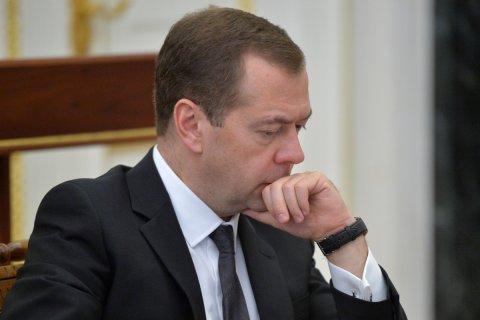 Больше половины россиян не одобряют работу правительства