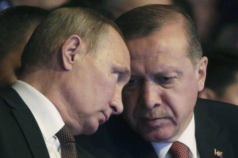 Эрдоган: Цель Турции – свергнуть Асада