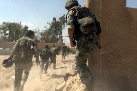 Сирийская армия выбила боевиков из юго-западных районов Алеппо