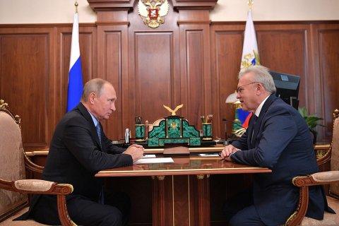 Путин официально уволил губернатора Красноярского края. Кто следующий?
