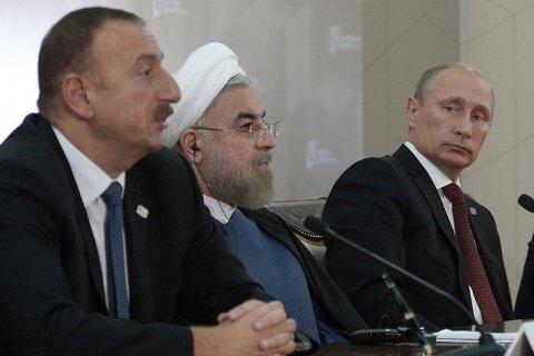 Зарубежные СМИ: братство государств, отвергающих Запад