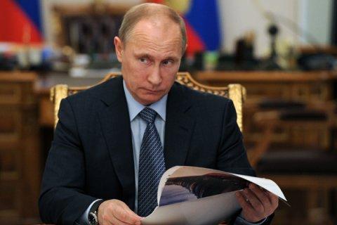 Путин сделал за день десять «рокировочек»