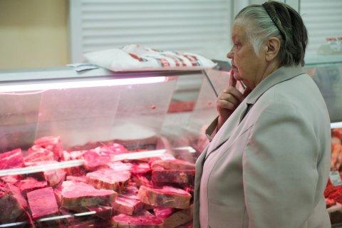 Годовая инфляция в России снова начала расти
