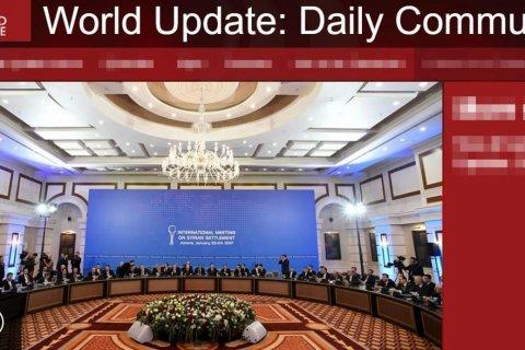 Иносми: «Переговоры в Астане могут оказаться чем-то вроде русской рулетки»