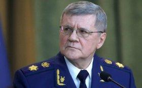 Генпрокурор Юрий Чайка констатировал деградацию российского следствия