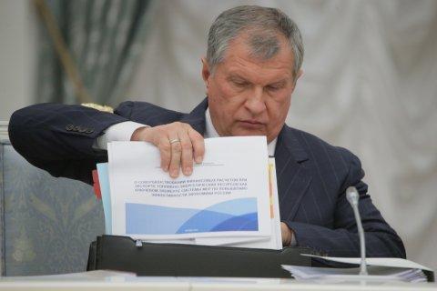 «Роснефть» потратит 20 млн рублей на мониторинг статей о Сечине