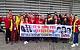 «Ленин, партия, комсомол!» — лозунг Всемирного фестиваля молодежи и студенчества