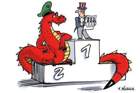 Иносми: будут ли США воевать с Китаем?