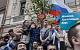 Песков: Протестные акции не представляют опасности для Кремля