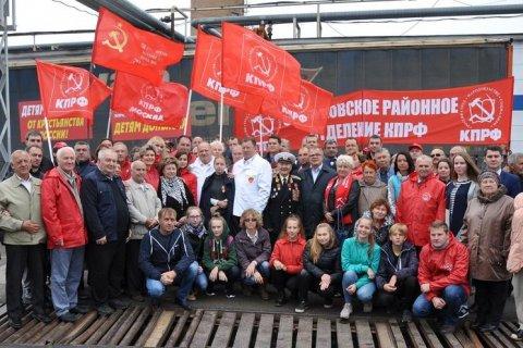 КПРФ отправила в Донбасс 65-й гуманитарный конвой
