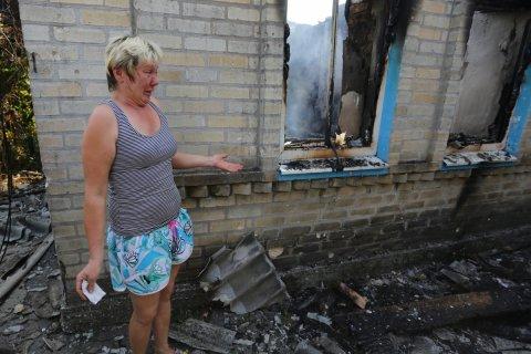 За минувшие выходные Донбасс обстреляли более 600 раз