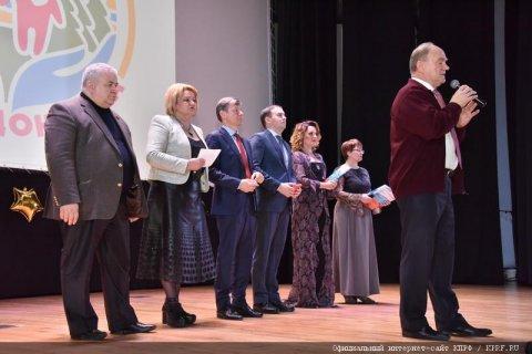 Геннадий Зюганов: Все мы с вами дети Победы