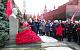 Представители КПРФ возложили цветы к могиле Сталина в годовщину его смерти