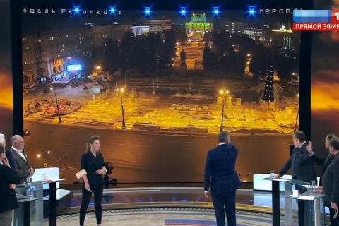 Телеканал «Россия» доказывал, что в Челябинске нет протестов из-за «черного неба». Челябинцы требуют извинений