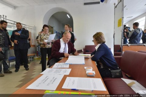 Геннадий Зюганов: Минеральная база должна работать не на 15 кланов упырей, а на всех граждан