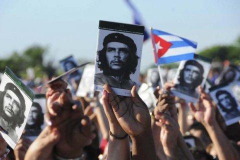 Куба почтила память Че Гевары в 50-ю годовщину его гибели