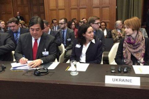 Украина потребовала Международный суд ООН установить контроль на границе Донбасса. Подробности
