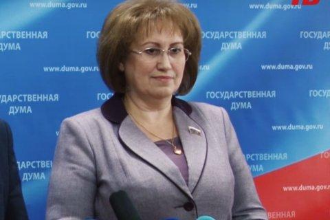 Вера Ганзя: Знамя Победы должно чаще реять над Россией