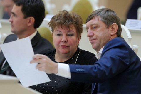 В Петербурге ФСБ задержала депутата ЗакСа от «Единой России»