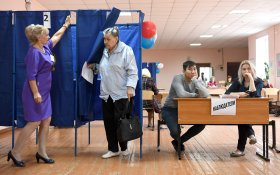 В Приморском крае во втором туре выборов губернатора лидирует кандидат от КПРФ