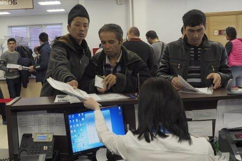 МВД посчитало всех мигрантов в Москве