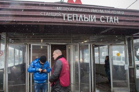 СМИ: арестованные террористы готовили взрыв в московском метро