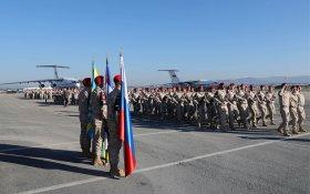 Минобороны начало формировать постоянную группировку сил на базах в Сирии