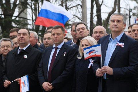 Плотницкий выступил за референдум о присоединении Донбасса к России