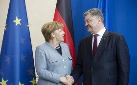 Меркель назвала невозможной реализацию «Северного потока-2» без украинского транзита