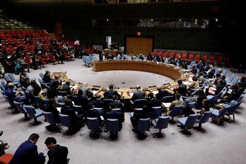 Россия заблокировала резолюцию СБ ООН о продолжении расследования химатак в Сирии
