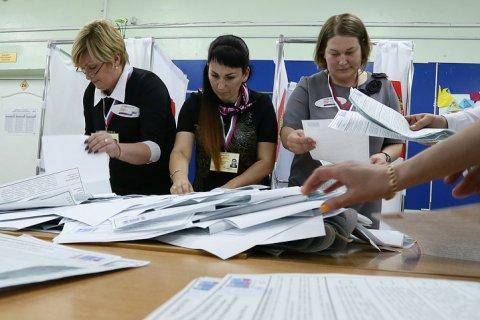 По данным экзит-поллов, на президентских выборах победил Владимир Путин
