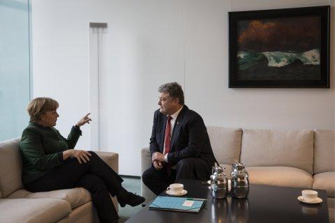 Берлин обвинил Киев в обострении ситуации в Донбассе