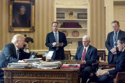 Путин и Трамп не обсуждали тему отмены санкций