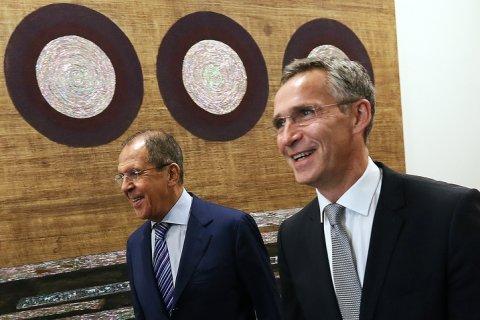 Россия и НАТО пытаются договориться