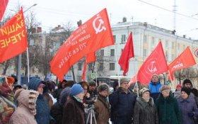 Во Владимире горожане протестовали против завоза мусора из Москвы