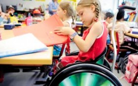 О социальной защите детей инвалидов