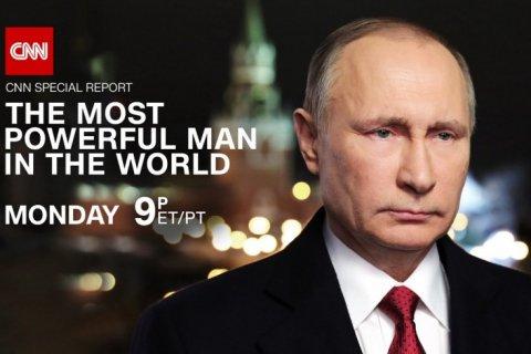«Самый могущественный человек в мире». CNN показал фильм о Путине. Путин фильм еще не видел