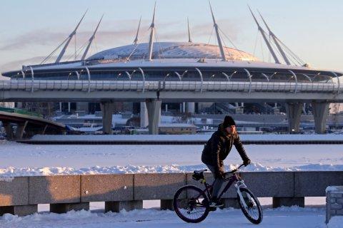 Стоимость строительства «Зенит-Арены» составила 41 млрд рублей