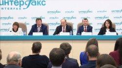 """Пресс-конференция """"Забота о людях - ключ к развитию страны"""" (05.09.2016)"""