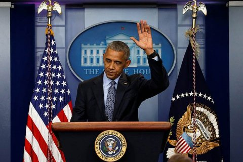 О чем Обама сказал на последней пресс-конференции